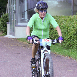 Cycling 45 km - Birgitta Nordgren (5257)