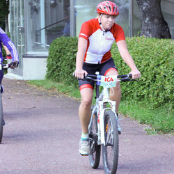 Cycling 45 km - Sara Persson (5403)
