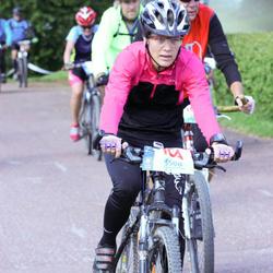 Cycling 45 km - Lovisa Westbom (5508)