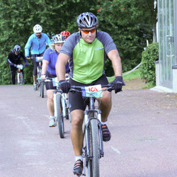 Cycling 45 km - Jonas Falkestedt (5076)