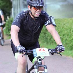 Cycling 45 km - Micael Sandberg (5615)