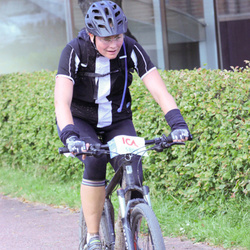 Cycling 45 km - Louise Graffner (5893)