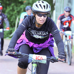 Cycling 45 km - Pernilla Öhrman (5164)