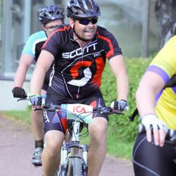 Cycling 45 km - Robert Wallberg (5832)