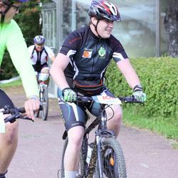 Cycling 45 km - Henrik Oscarsson (5157)