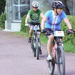 Cycling 45 km - Pernilla Larsson (5802)