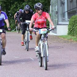 Cycling 45 km - Helena Hansson (5597)