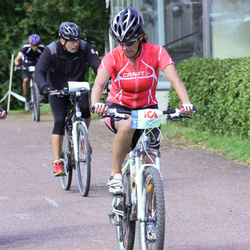 Cycling 45 km - Helena Hansson (5597)