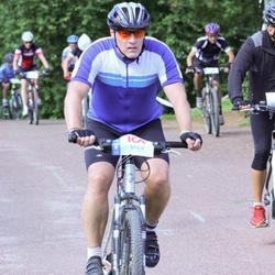 Cycling 45 km - Peter Wallerström (5569)