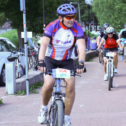 Cycling 45 km - Johan Fernandez (4416)