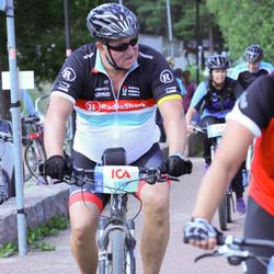 Cycling 45 km - Ole Pedersen (5349)