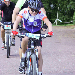Cycling 45 km - Eric Spets (5229)