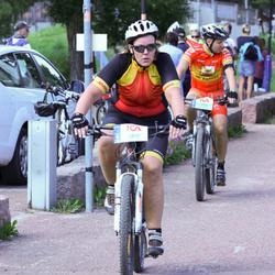 Cycling 45 km - Ann Selin (5410)