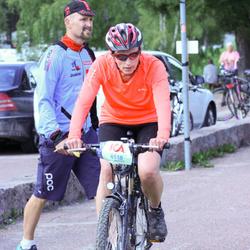 Cycling 45 km - Annika Jivtegen (4518)
