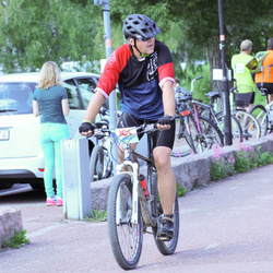 Cycling 45 km - Anders Calissendorff (5964)