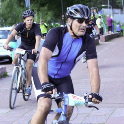 Cycling 45 km - Pär-Ola Rosvall (6122)