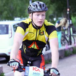 Cycling 45 km - Henrik Boström (6409)