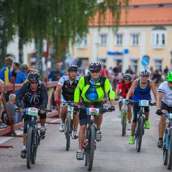 Cycling 45 km - Camilla Sandberg (4497), Stefan Sandberg (4498)