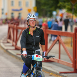 Cycling 45 km - Helen Berglund (5017)