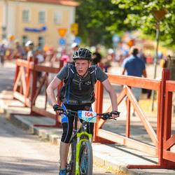 Cycling 45 km - Christoffer Sjöbergsson (5280)