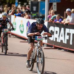 Cycling 45 km - Benoit Dumas (5003)