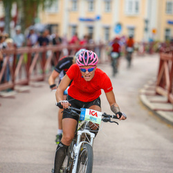 Cycling 45 km - Therese Carlsson (6530)