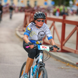 Cycling 45 km - Ann-Sofie Knuts (5594)