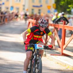 Cycling 45 km - Jenny Rosenqvist (5345)