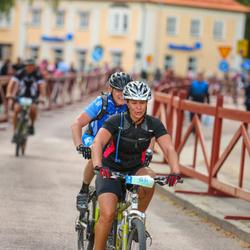 Cycling 45 km - Eija Melchior Ferguson (5631)