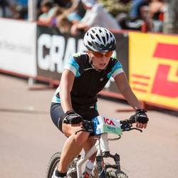 Cycling 45 km - Erika Skog (4671)