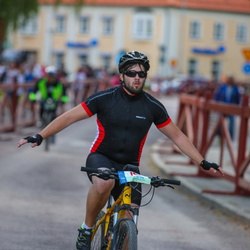 Cycling 45 km - Andreas Modig (5814)