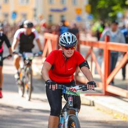 Cycling 45 km - Camilla Bergman (4774)