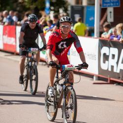 Cycling 45 km - Tobias Celander (5005)