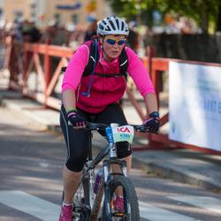 Cycling 45 km - Mikaela Malmrud (4389)