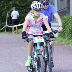 Cycling 45 km - Emilia Andersson (4963)