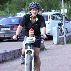 Cycling 45 km - Britta Wallquist (5514)