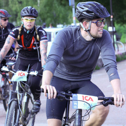 Cycling 45 km - Oskar Wänehag (6786)