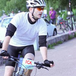 Cycling 45 km - Andreas Johansson (6631)