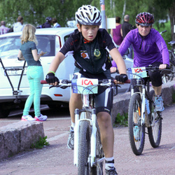 Cycling 45 km - Jesper Thång (5980)