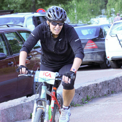 Cycling 45 km - Malin Thernström (5830)