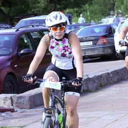 Cycling 45 km - Frida Lumme (5730)