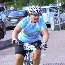 Cycling 45 km - Helena Melkersson (5772)