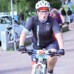 Cycling 45 km - Martina Martinsson (5520)