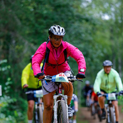 Cycling 95 km - Jenny Hammar (8626)