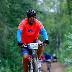 Cycling 95 km - Fredrik Weilefors (8607)
