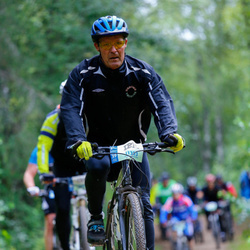 Cycling 95 km - Anders Lydén (11303)