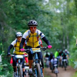 Cycling 95 km - Jennie Lidén (7145)