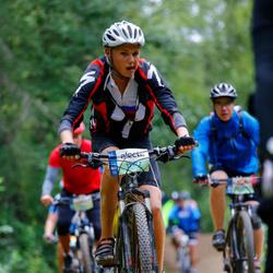 Cycling 95 km - Hugo Dalmalm (11572)