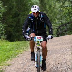 Cycling 95 km - Christian Welander (11251)