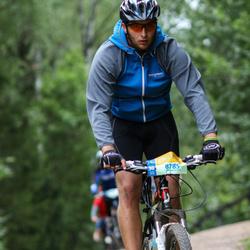 Cycling 95 km - Henrik Land (8785)